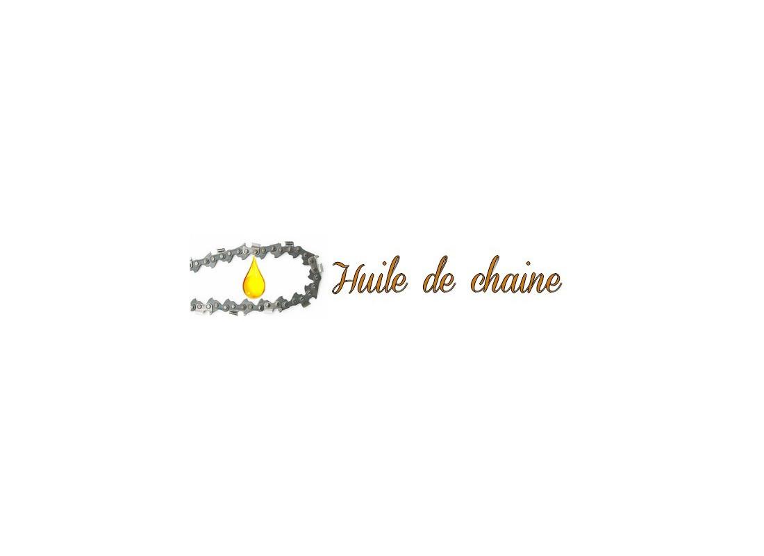 Huile de chaîne (Bio)