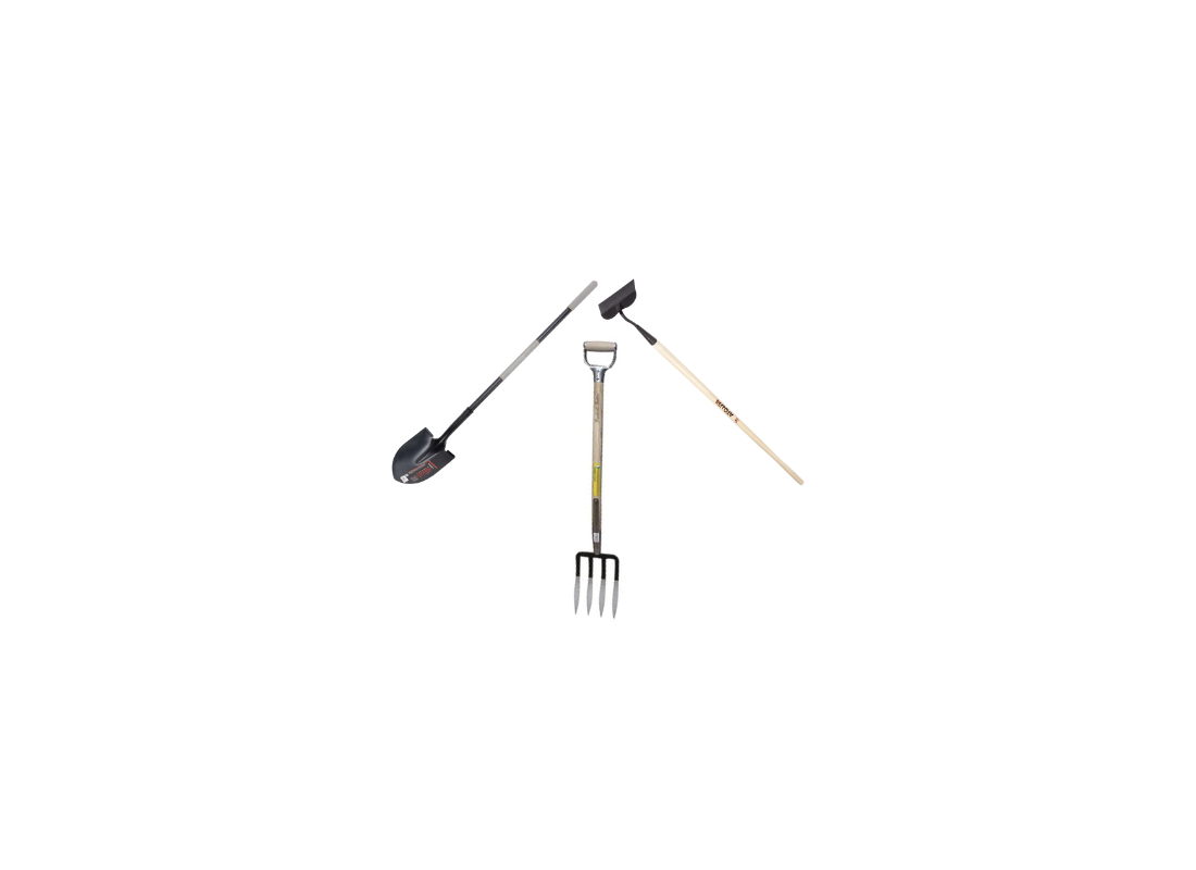 Outils à main pour le travail du sol de toutes marques - MSSHOP