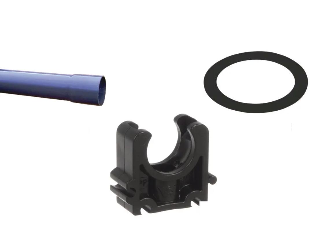 Tubes en PVC et accessoires pour fertilisation & lisier - MSSHOP