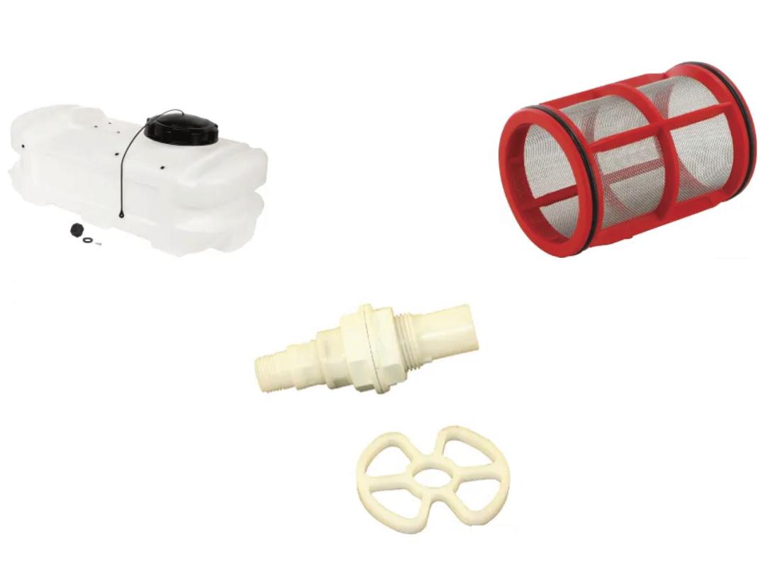 Réservoir et filtres pour pulvérisation toutes marques - MSSHOP