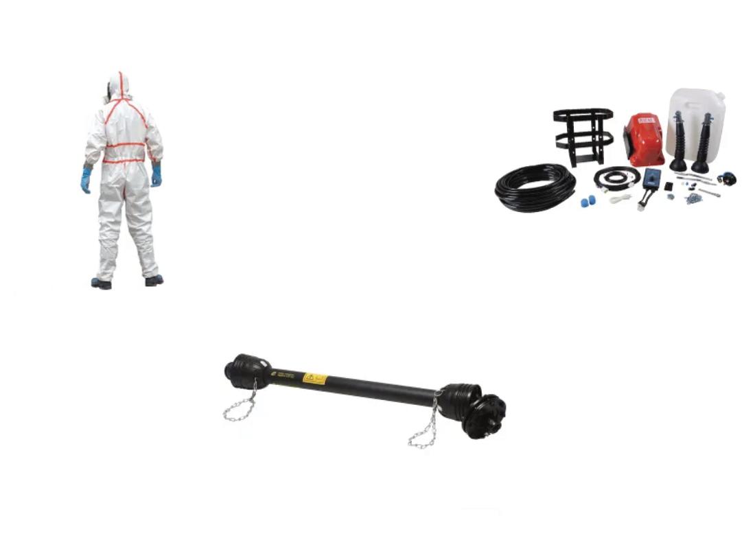 Accessoires pour pulvérisation toutes marques - MSSHOP