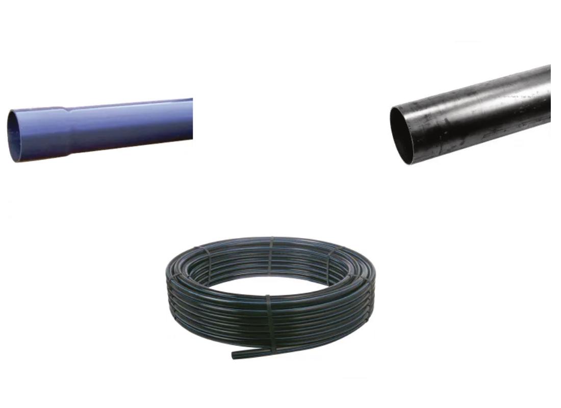 Tubes et tuyauterie pour irrigations et réserves d'eau - MSSHOP