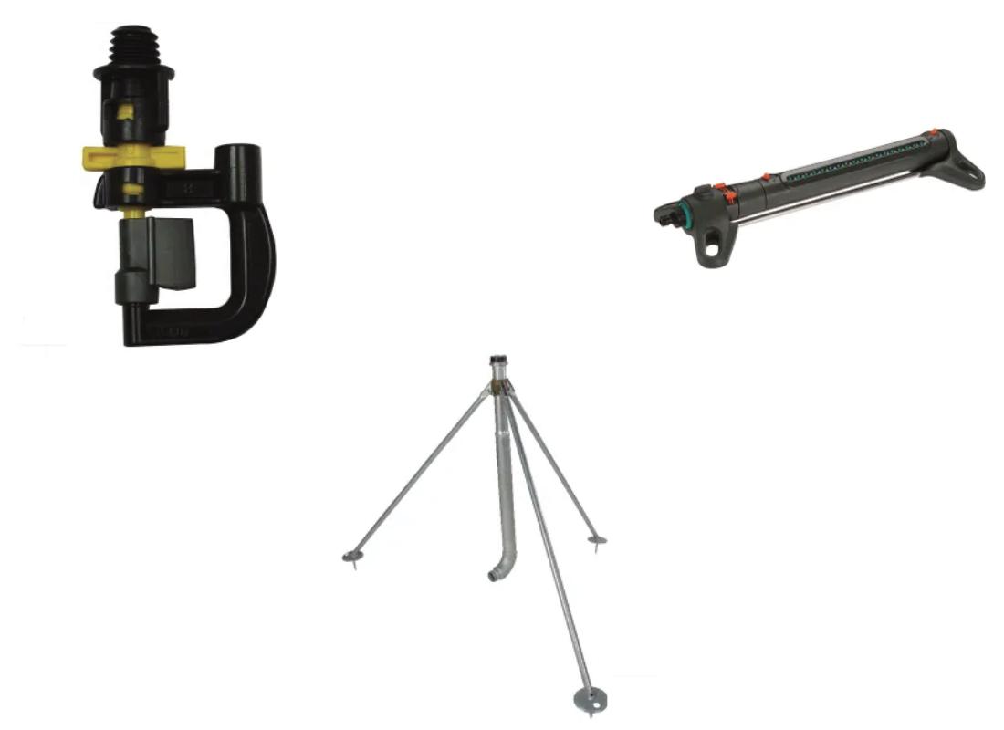Arroseur et accessoires pour irrigations et réserves d'eau - MSSHOP