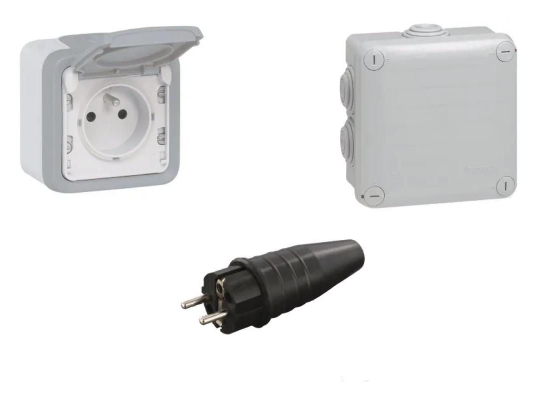 Électronique pour bâtiments et installations - MSSHOP