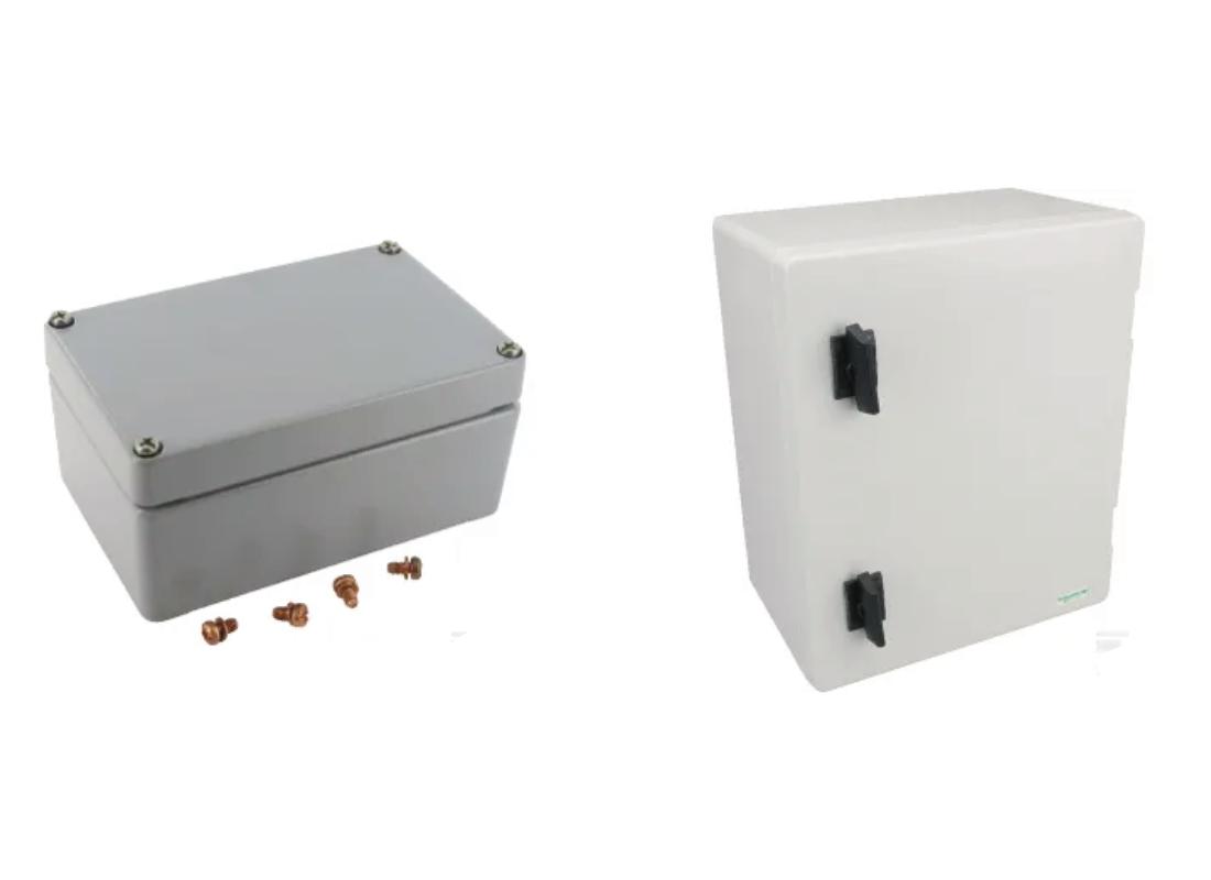 Coffrets et armoires électriques de toutes marques - MSSHOP