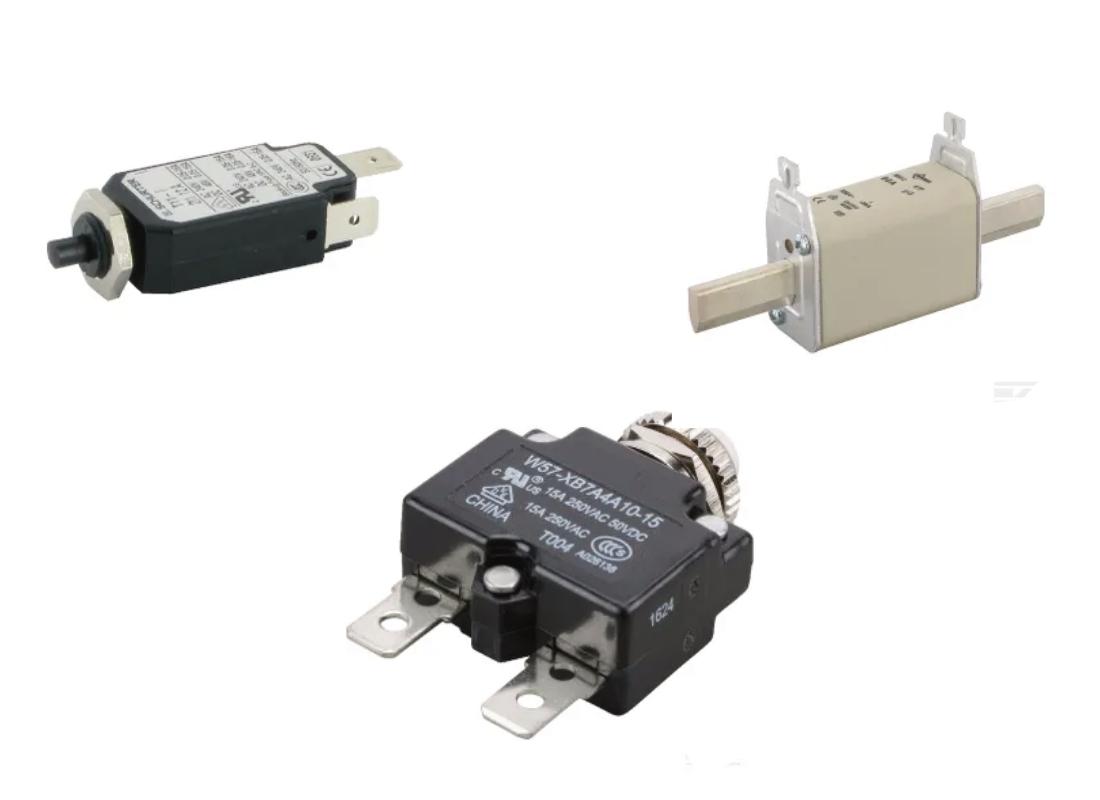Fusibles et disjoncteurs de protection de toutes marques - MSSHOP