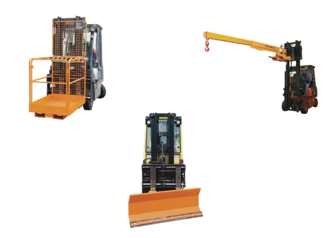 Équipements pour chariots élévateurs - MSSHOP