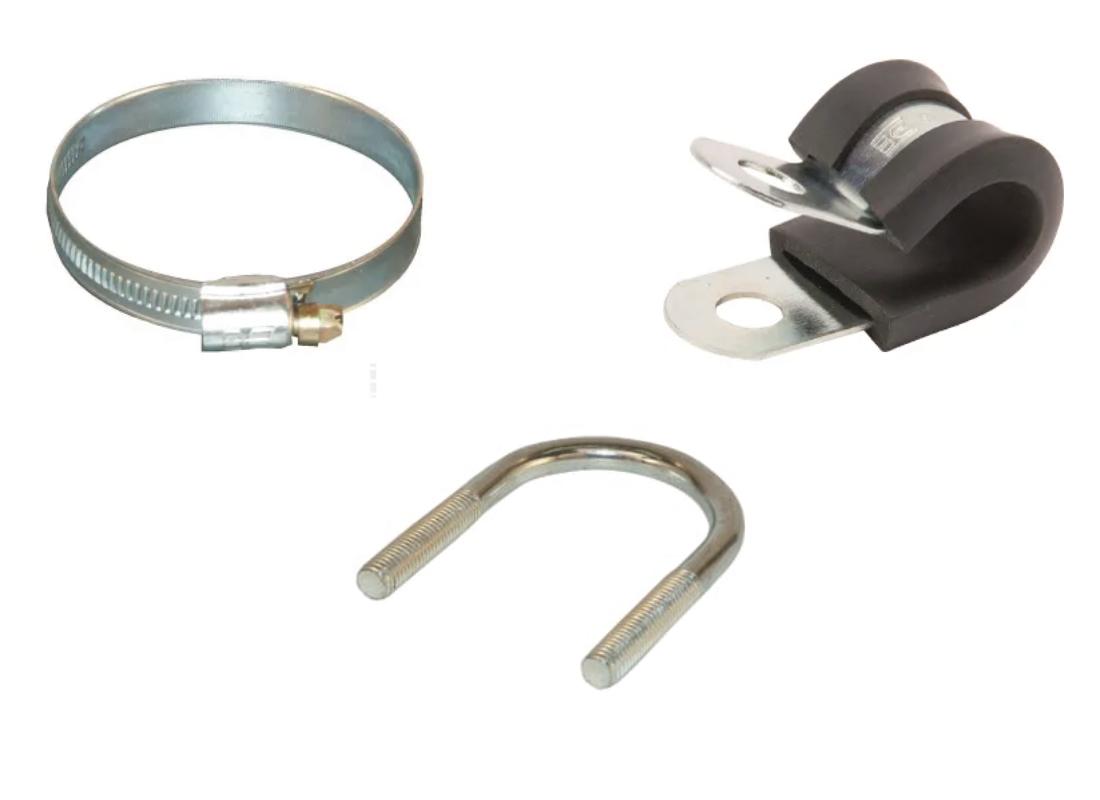 Colliers de serrage et Fixations de tubes toutes marques - MSSHOP