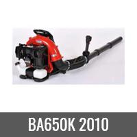 BA650K 2010
