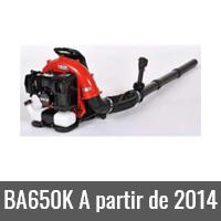 BA650K A partir de 2014