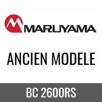 BC 2600RS