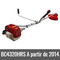 BC 4320HRS A partir de 2014