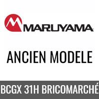 BCGX 31H BRICOMARCHE