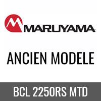 BCL 2250RS MTD