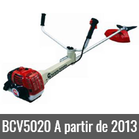 BCV 5020 A partir de 2013