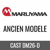 CAST DM26-D