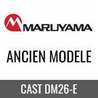 CAST DM26-E