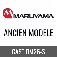 CAST DM26-S