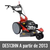 DE513HN A partir de 2013