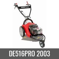 DE516PRO 2003