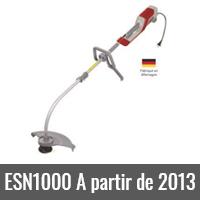 ESN1000 A partir de 2013