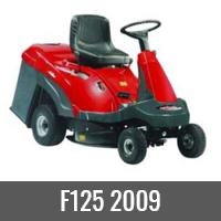 F125 2009