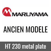 HT 230 metal plate