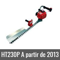 HT230P A partir de 2013