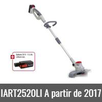 IART2520LI A partir de 2017