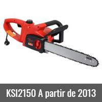 KSI2150 A partir de 2013