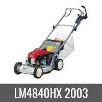 LM4840HX 2003