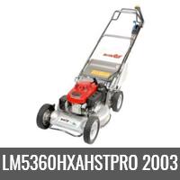 LM5360HXAHSTPRO 2003