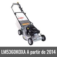 LM5360KOXA A partir de 2014