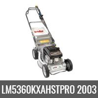 LM5360KXAHSTPRO 2003