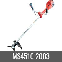 MS4510 2003