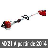 MX21 A partir de 2014