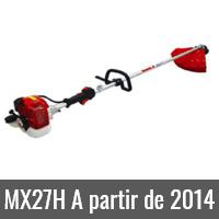MX27H A partir de 2014