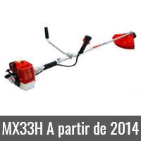MX33H A partir de 2014