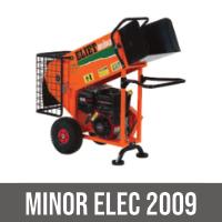 MINOR ELEC 2009