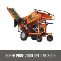 SUPER PROF 2000 OPTIONS 2009