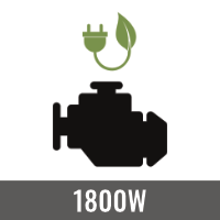1800W