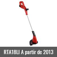 RTA18LI A partir de 2013