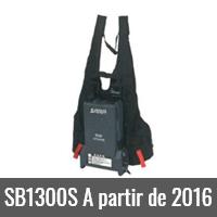 SB1300S A partir de 2016