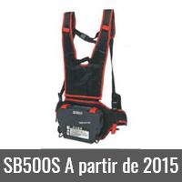 SB500S A partir de 2015