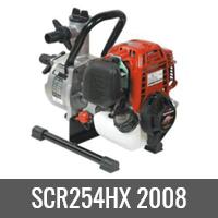 SCR254HX 2008