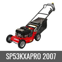 SP53KXAPRO 2007