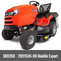 SRD360 - 2691509-00 Modèle Export