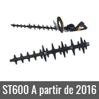ST600 A partir de 2016