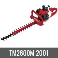 TM2600M 2001