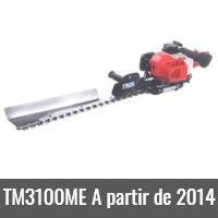 TM3100ME A partir de 2014